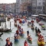 Ini Keadaan Bandar Venice Terkini Yang Mengejutkan Ramai (9 Gambar)