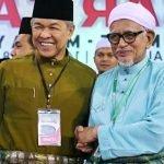 Jawatan TPM. Ini Respons Balas DS Zahid Hamidi Kepada Penyokong PAS