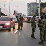 Covid-19. Lelaki Ditembak Mati Serang Petugas Keselamatan