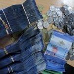Anak Ingkar PKP. Ayah Pecah Tabung Bayar Kompaun Dengan Duit Syiling Dan RM 1. Allahu.