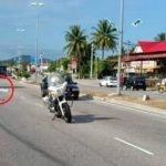 Motosikal Rempuh Kereta, Lelaki 59 Tahun Maut. Takziah