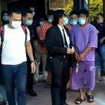 Hina Tentera Di Sekatan PKP, Lelaki Ini Ditahan
