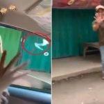 (Video) Takut Dijangkiti Covid-19, Tindakan Wanita Ini Pada Peniaga Jalanan Dikecam