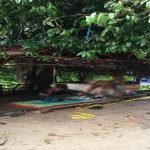 Dua Sahabat Maut Dipanah Petir Di Kedah. Takziah
