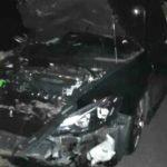 Timbalan Menteri Alami Kemalangan Di LPT2