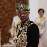 Titah YDP Agong. Menceritakan Kronologi Perlantikan Perdana Menteri Ke-8.