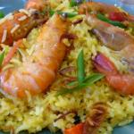 Resepi Nasi Briyani Udang