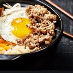 Resepi Nasi Korea - Bibimbap