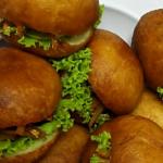 Resepi Burger Mini