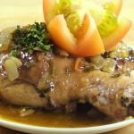 Resepi Ayam Morocco