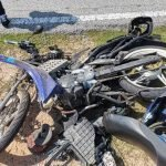 Motosikal Terbabas Ketika Konvoi, Lans Koperal Maut