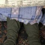 3 Pelajar Perempuan Terkejut Tukang Kebun Di Bawah Katil Asrama.