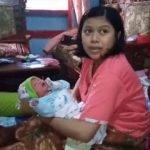 Wanita Ini Lahirkan Bayi Lelaki Selepas Sejam Tahu Dirinya Hamil. Ada Video.
