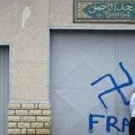 Masjid Diconteng Di Perancis.