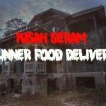 Kisah Seram Runner Food Delivery