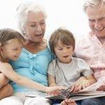 Ibubapa Mengasuh Cucu