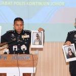 4 Individu Ditahan Pasang Bendera Terbalik Di Johor.