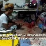 Ini Punca Sebenar Seorang Lelaki Ditetak Di Kelantan.