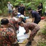 Lelaki Maut Selepas Daki Bukit Kledang