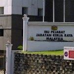 JKR Malaysia Sahkan Satu Kes Baharu Covid-19 Di Ibu Pejabatnya KL.