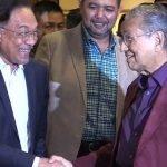 Ini Respon Tun Mahathir Tentang Kenyataan DS Anwar Ibrahim.