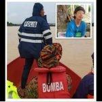 Remaja Lelaki Jatuh Sungai Ditemui Lemas