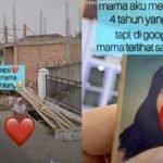 Gadis Ini 'Temui' Gambar Ibunya Yang Telah Meninggal Dunia Dalam 'Google Maps' Undang SEBAK.