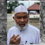 Kes Kubur Berdarah. Ini Penjelasan Imam Masjid Al Irfan .
