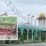 Kes Kubur Berdarah. Masjid Al Irfan Ditutup Untuk Orang Luar