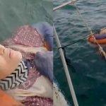 Misteri Wanita Ditemui Terapung Tengah Laut Selepas Hilang Dua Tahun