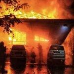 Lelaki Ditemui Rentung Dalam Kebakaran Rumah