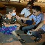 Rumah Terbakar, Nenek Selamatkan Diri Papah Dinding Papan