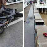 Mayat Lelaki Terjun Jambatan Semalam Ditemui.