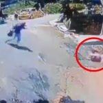 Video Detik-Detik Cemas Lelaki Selamatkan Bayi Dalam Walker.