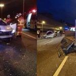 Maut Dalam Kemalangan Selepas Sehari Sambut Hari Lahir.