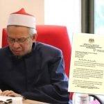 Isu Hina Nabi SAW. Ini Tindakan Drastik Menteri Agama Malaysia