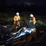 Remaja Maut Kereta Hilang Kawalan Terbabas Dalam Parit