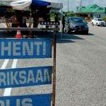 Ini Dua Lokasi Baru Sekatan Jalan Raya Di Klang