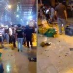 Dua Cedera Terlibat Pergaduhan Di Pasar Malam