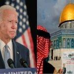Menang Pilihan Raya AS, Ini Permintaan Palestin Pada Joe Biden