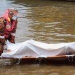Pencari Ketam Temui Mayat Terapung Di Celah Pokok Nipah.
