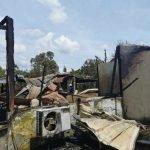 Rumah Musnah Dlm Kebakaran Gara-Gara Terlupa Sedang Goreng Ayam.