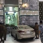 (Video) Kereta Rempuh Masjidil Haram