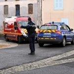 Tiga Anggota Polis Maut Ditembak Seorang Lelaki