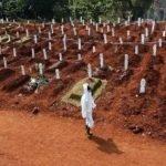 Tanah Perkuburan Penuh, Mayat Pesakit Covid-19 Kongsi Kubur