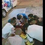 Anggota Polis Maut Kemalangan Bertembung MPV