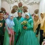 Wanita Iringi Suami Ke Majlis Perkahwinan Kedua