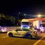 17 MPV Polis Kejar Pengedar Dadah.