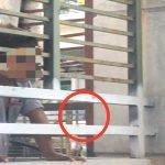 Gambar Arwah Amir Di Tepi Tingkap. Jiran Cerita Perkara Sebenar