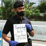 Ini Cerita Sebenar Abam Polis Ini Yang Buat Ramai Orang RESPEK.